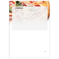 Papel Carta Pizzaria 2