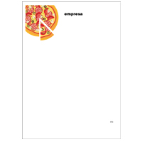 Papel Carta Pizzaria 11