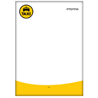 Papel Carta Taxista 6